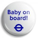 baby badge